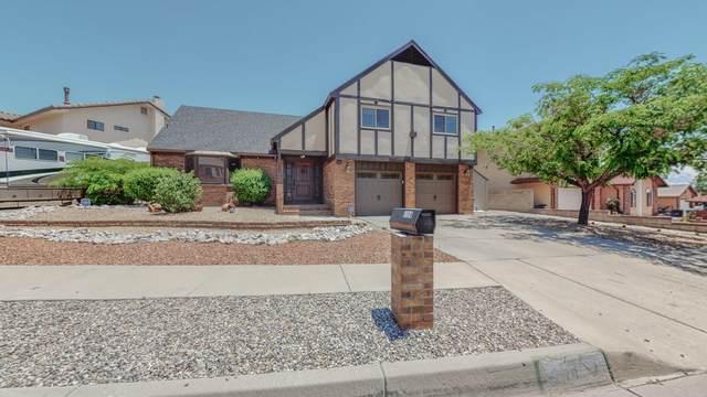 5154 Lomas De Atrisco Road NW, Albuquerque, NM 87105 (MLS #993287) :: Keller Williams Realty