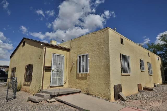 2129 Coal Avenue SE, Albuquerque, NM 87106 (MLS #993321) :: Berkshire Hathaway HomeServices Santa Fe Real Estate