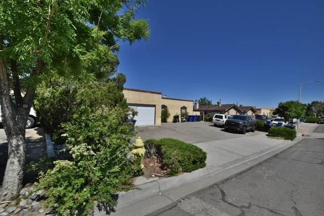 2841 Palo Verde Drive NE, Albuquerque, NM 87112 (MLS #993359) :: Sandi Pressley Team