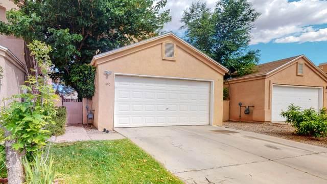470 Camino Del Rey SW, Los Lunas, NM 87031 (MLS #993442) :: Campbell & Campbell Real Estate Services