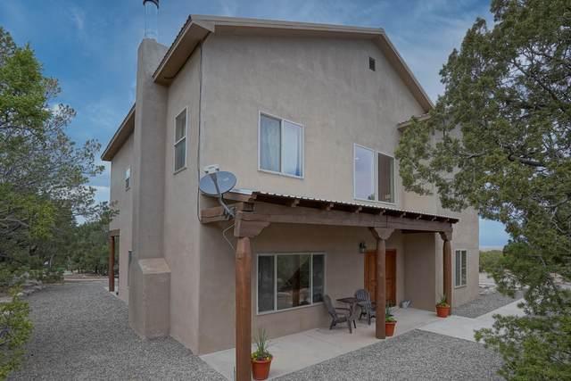 3539 West Martinez Road, Edgewood, NM 87015 (MLS #993447) :: Berkshire Hathaway HomeServices Santa Fe Real Estate