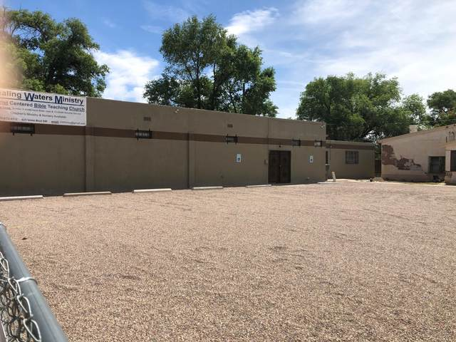 625 Isleta Boulevard SW, Albuquerque, NM 87105 (MLS #993482) :: Berkshire Hathaway HomeServices Santa Fe Real Estate