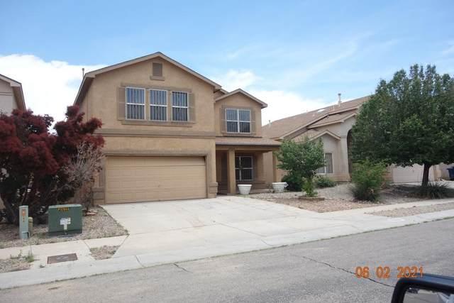1320 Amole Drive SW, Albuquerque, NM 87121 (MLS #993503) :: Sandi Pressley Team