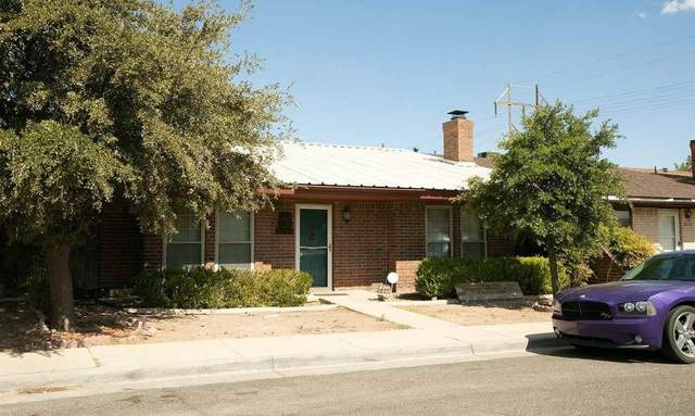 3006 Montgomery Street, Hobbs, NM 88240 (MLS #993531) :: Campbell & Campbell Real Estate Services