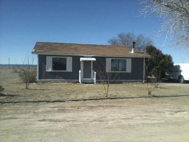 2 Carolina Court, Moriarty, NM 87035 (MLS #993546) :: Campbell & Campbell Real Estate Services
