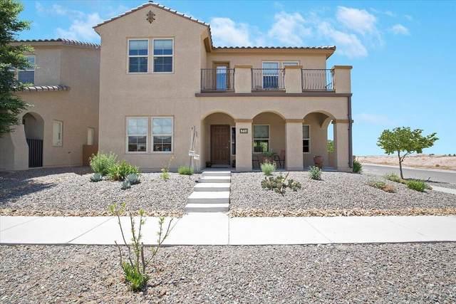 5601 Addis Avenue SE, Albuquerque, NM 87106 (MLS #993565) :: Berkshire Hathaway HomeServices Santa Fe Real Estate