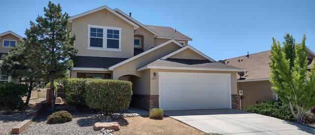 2233 Palenque Drive SE, Rio Rancho, NM 87124 (MLS #993602) :: The Buchman Group