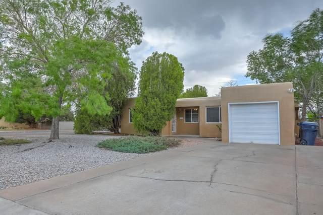 501 Espanola Street NE, Albuquerque, NM 87108 (MLS #993608) :: Berkshire Hathaway HomeServices Santa Fe Real Estate