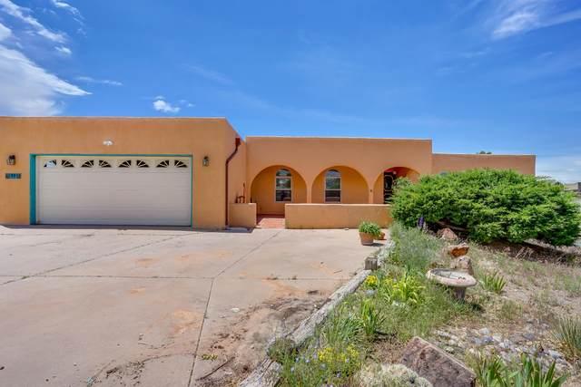 1201 Marigold Drive NE, Albuquerque, NM 87122 (MLS #993637) :: Keller Williams Realty