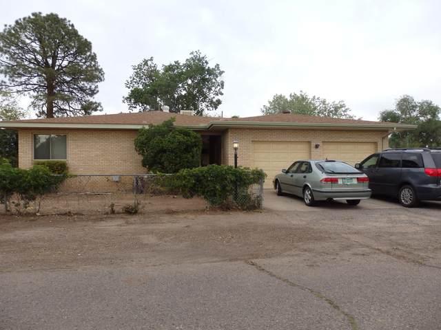550 El Paraiso Road NW, Albuquerque, NM 87107 (MLS #993659) :: Keller Williams Realty