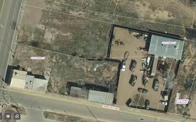 628 S Main Street, Belen, NM 87002 (MLS #993693) :: Sandi Pressley Team
