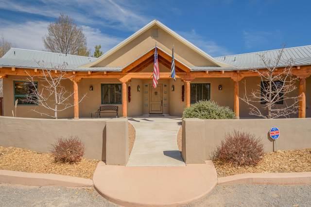 513 Roehl Road NW, Los Ranchos, NM 87107 (MLS #993708) :: Keller Williams Realty