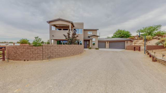 48 Burlbaw Court, Corrales, NM 87048 (MLS #993714) :: Campbell & Campbell Real Estate Services