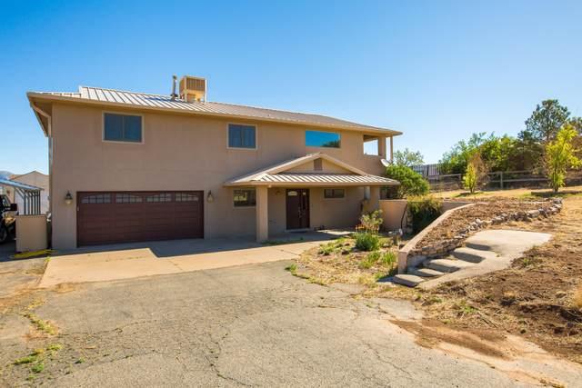 21 Salida Del Sol Trail, Edgewood, NM 87015 (MLS #993717) :: Keller Williams Realty