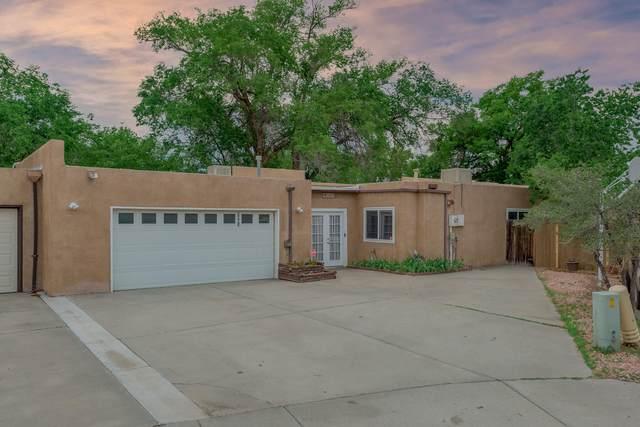 5463 6TH Street NW, Albuquerque, NM 87107 (MLS #993718) :: Sandi Pressley Team