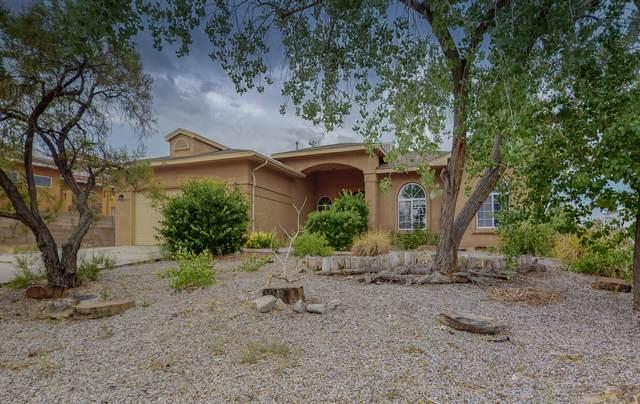 2516 Manzano Loop NE, Rio Rancho, NM 87144 (MLS #993749) :: Berkshire Hathaway HomeServices Santa Fe Real Estate