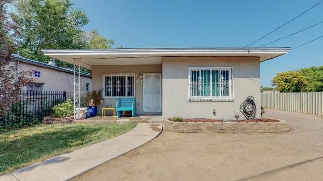 1325 Barelas Road SW, Albuquerque, NM 87102 (MLS #993767) :: Campbell & Campbell Real Estate Services