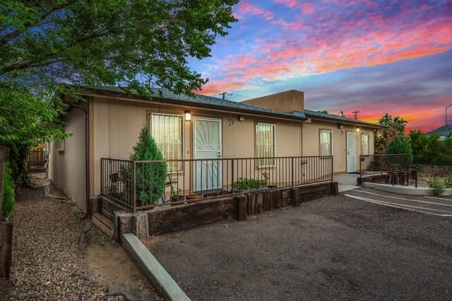 172 Monte Largo Drive NE, Albuquerque, NM 87123 (MLS #993821) :: Keller Williams Realty