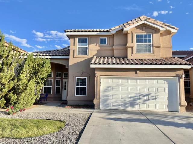 7620 Ramona Avenue NW, Albuquerque, NM 87114 (MLS #993822) :: The Buchman Group