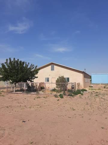 43 Elaine Drive, Los Lunas, NM 87031 (MLS #993840) :: Keller Williams Realty