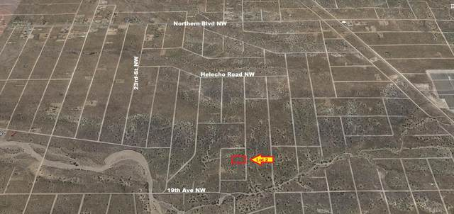 28th Street NW, Rio Rancho, NM 87124 (MLS #993844) :: Campbell & Campbell Real Estate Services