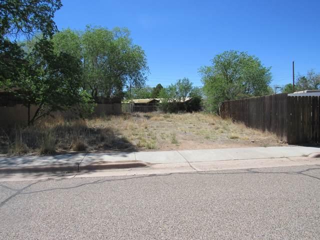0 Young Street, Santa Fe, NM 87505 (MLS #993857) :: The Buchman Group