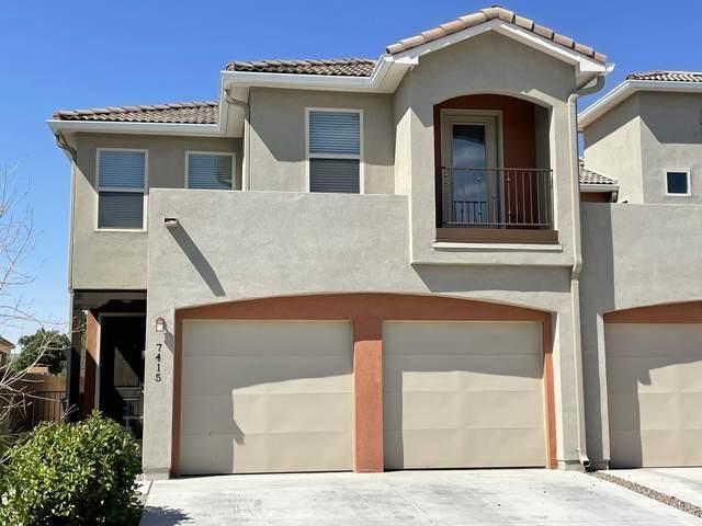 7415 Tangerine Court NE, Albuquerque, NM 87109 (MLS #993883) :: Sandi Pressley Team