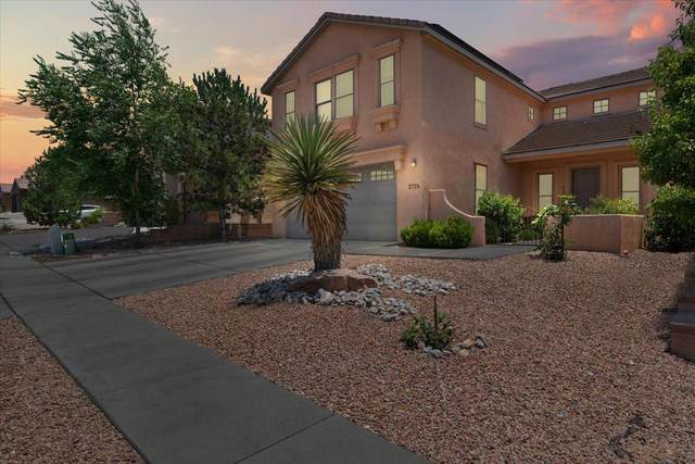 2724 Walsh Loop SE, Rio Rancho, NM 87124 (MLS #993915) :: Campbell & Campbell Real Estate Services