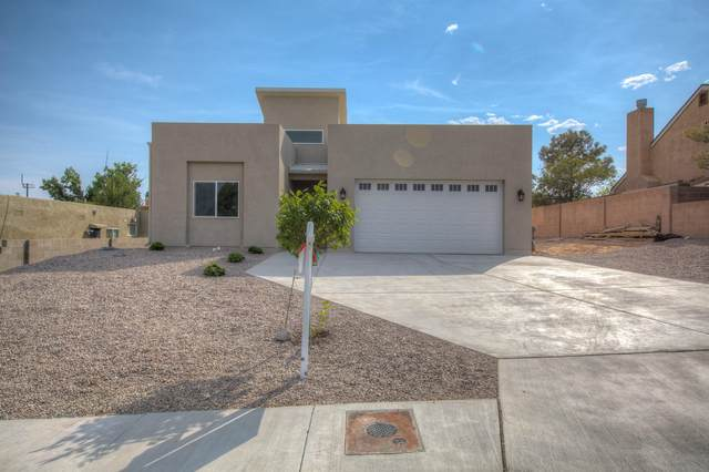 6352 Buenos Aires Place NW, Albuquerque, NM 87120 (MLS #993919) :: The Buchman Group