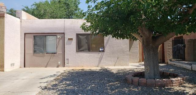 205 Shannon Place NW, Albuquerque, NM 87107 (MLS #993925) :: Campbell & Campbell Real Estate Services