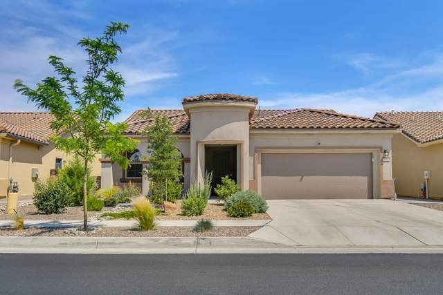 9012 Wind Caves Way NW, Albuquerque, NM 87120 (MLS #993933) :: The Buchman Group