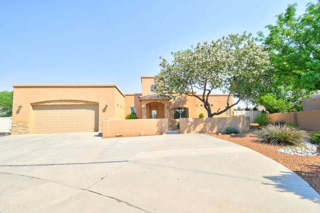 540 Don Federico Court SW, Los Lunas, NM 87031 (MLS #993949) :: Campbell & Campbell Real Estate Services