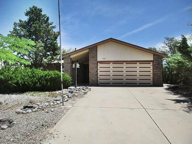 1528 Gadwall Road NE, Rio Rancho, NM 87144 (MLS #993954) :: Sandi Pressley Team
