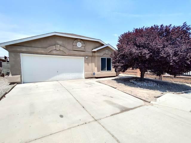 9309 Halyard Road NW, Albuquerque, NM 87121 (MLS #993981) :: Keller Williams Realty