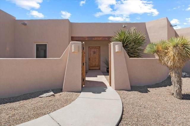 326A Camino De Las Huertas, Placitas, NM 87043 (MLS #993995) :: Keller Williams Realty