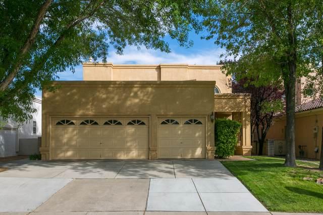 9500 Callaway Circle NE, Albuquerque, NM 87111 (MLS #993998) :: The Buchman Group