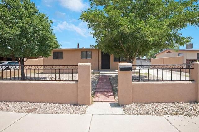 1716 54TH Street NW, Albuquerque, NM 87105 (MLS #994031) :: The Buchman Group