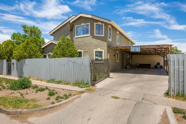 214 Desoto Avenue, Belen, NM 87002 (MLS #994053) :: Campbell & Campbell Real Estate Services