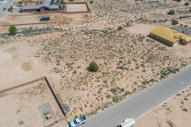 6613 Icarian Court NE, Rio Rancho, NM 87144 (MLS #994079) :: The Buchman Group