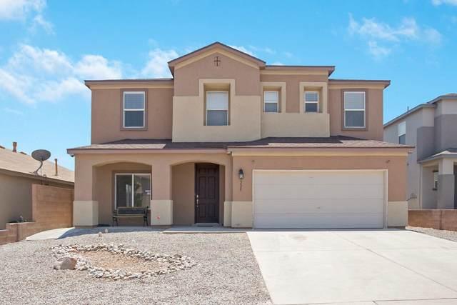 5225 Caprock Drive NE, Rio Rancho, NM 87144 (MLS #994080) :: Campbell & Campbell Real Estate Services