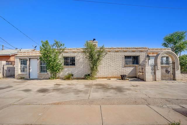 5101 Crestview Place SW, Albuquerque, NM 87105 (MLS #994085) :: Berkshire Hathaway HomeServices Santa Fe Real Estate