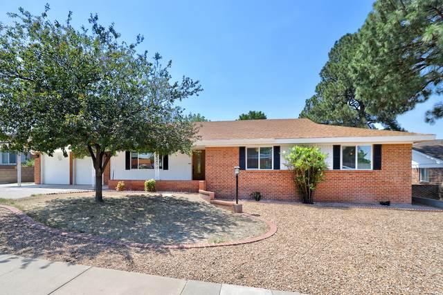 12500 Loyola Avenue NE, Albuquerque, NM 87112 (MLS #994088) :: Berkshire Hathaway HomeServices Santa Fe Real Estate