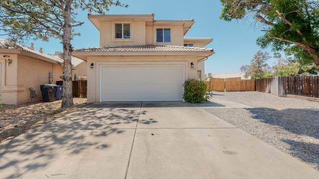 8505 Rancho Del Oro Place NE, Albuquerque, NM 87113 (MLS #994100) :: Sandi Pressley Team
