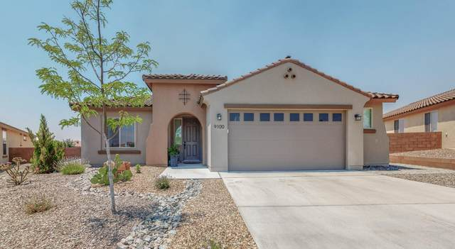 9100 Red Butte Place NW, Albuquerque, NM 87120 (MLS #994111) :: Sandi Pressley Team