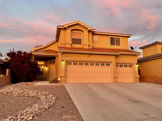 1188 Mirador Loop NE, Rio Rancho, NM 87144 (MLS #994125) :: Sandi Pressley Team