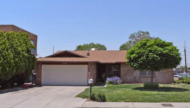 2509 Paisano Street NE, Albuquerque, NM 87112 (MLS #994159) :: Berkshire Hathaway HomeServices Santa Fe Real Estate