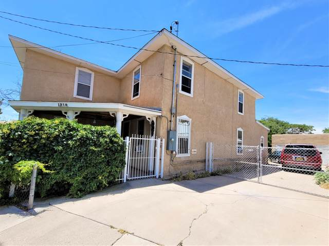 1219 Barelas Road SW, Albuquerque, NM 87102 (MLS #994187) :: Campbell & Campbell Real Estate Services