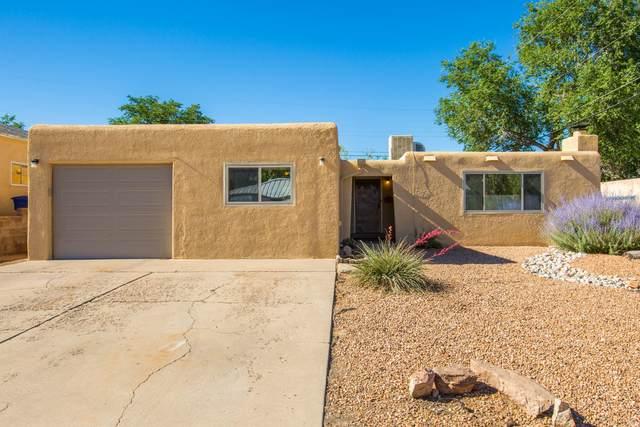 11000 Prospect Avenue NE, Albuquerque, NM 87112 (MLS #994189) :: Sandi Pressley Team
