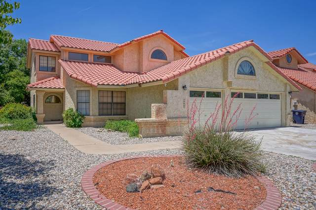7519 Calhoun Drive NE, Albuquerque, NM 87109 (MLS #994190) :: Campbell & Campbell Real Estate Services