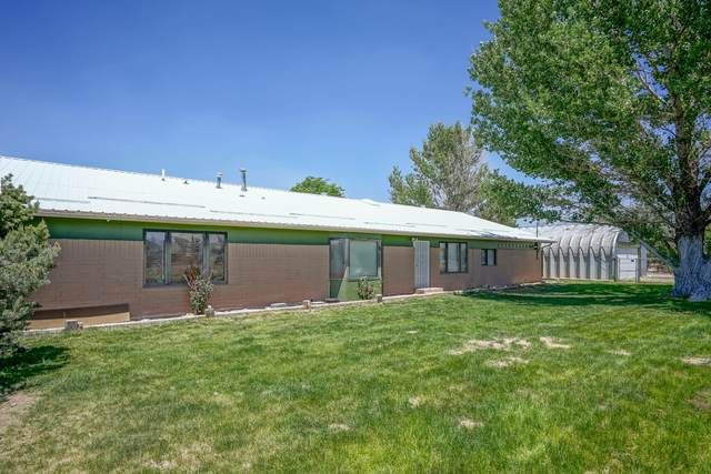 108 S County Line Road, Edgewood, NM 87015 (MLS #994195) :: Campbell & Campbell Real Estate Services